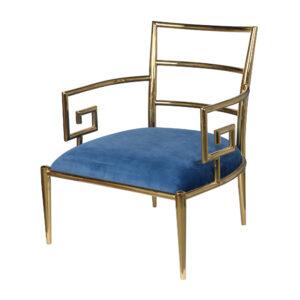 כיסא כחול ורסצ'ה