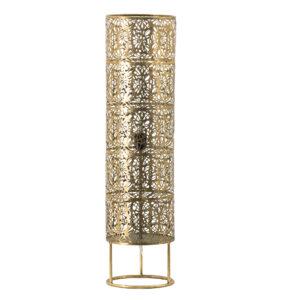 מנורת שולחן גבוה