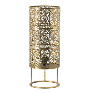 מנורת שולחן בינונית